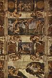 Cappella Sistina, Ceiling Frescoes