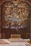 Cappella Sistina, The Last Judgement