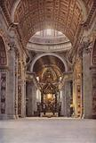 St Peter's, Interior