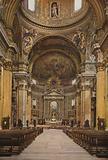 The Gesu, Interior