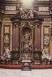 The Gesu, Altar and Tomb of St Ignatius