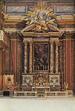 The Gesu, Altar of St Francis Xavier