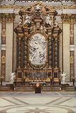 St Ignatius, Altar and Tomb of St John Berchmans
