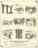 Subterranean and Sub-marine Constructions