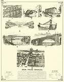 Iron Truss Bridges