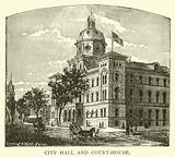 City Hall and Court-House