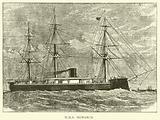 HMS Monarch