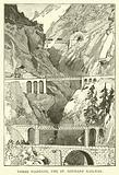 Three Viaducts, the St Gothard Railway