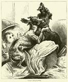 Gelert' killing the Wolf