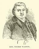 Rev Thomas Warton