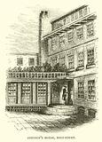 Johnson's House, Bolt-Court