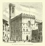 The Bargello, ancient Palace of the Podesta