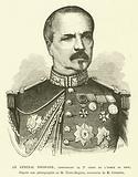 Le General Frossard, Commandant le 2e Corps de L'Armee du Rhin