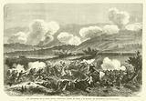 Les Cuirassiers de la Garde Royale Prussienne Tailles en Pieces a la Bataille de Gravelotte