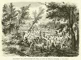 Degagement des Fortifications de Paris, le Long du Bois de Boulogne