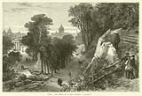 Rome, Les Jardins de la Villa Borghese