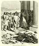 Martyre de saint Barnabe