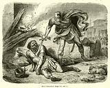 Mort d'Abimelech