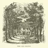 The Old Manse, Concord, Massachusetts