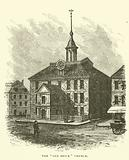 The Old Brick Church, Boston, Massachusetts