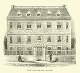 The Frankland House, Boston, Massachusetts