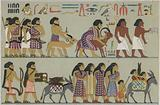 Ancient Egyptian herdsmen