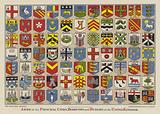 Arms of the principal cities, boroughs and burghs of the United Kingdom