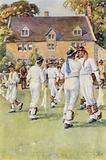 The traditional Morris men of Bampton, Oxfordshire