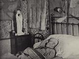 British explorer Sir Richard Burton on his deathbed, Trieste, 1890