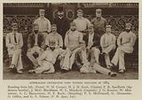 Australian Cricketers who Toured England in 1884