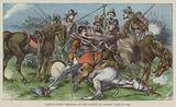 Ireton taken Prisoner at the Battle of Naseby, 14 June 1645