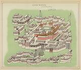 Cho-Khang, the Grand Temple of Buddha at Lhasa