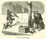 The Shoeblack's Dog