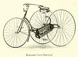 Marlboro' Club Tricycle