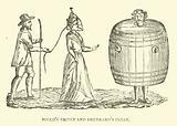 Scold's Bridle and Drunkard's Cloak
