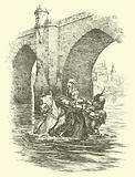 The Adventures Of Sir Artegall, The Saracen's Bridge