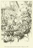 Illustration for Westward Ho! by Charles Kingsley