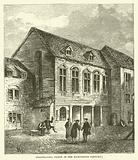 Marshalsea Prison in the Eighteenth Century