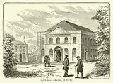 City-Road Chapel, in 1778