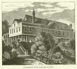 Lauderdale House, Highgate, in 1820