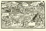 Taking of the castle of Artaine, Ireland, 1641