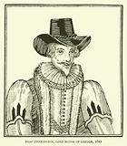 Isaac Pennington, lord mayor of London, 1643