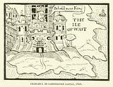 Charles I, in Carisbrooke Castle, 1648