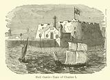 Hull Castle, Time of Charles I