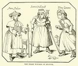 The Three Witches of Belvoir