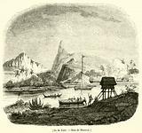 Ile de Taiti, Baie de Matavai