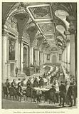 Palais d'Orsay, Salle du conseil d'Etat