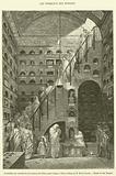 Funerailles aux columbaria de la maison des Cesars, porte Capene, a Rome