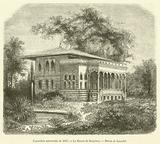 Exposition universelle de 1867, La Maison du Bosphore