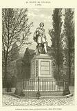 La Statue de Van-Dyck, a Anvers
